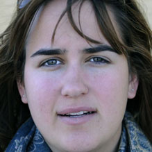 Sara Mitchell, journalist, Barstow